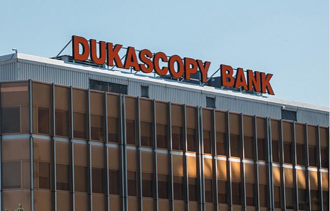 Dukascopy bank swiss forex